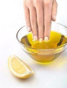 Ulei de argan pentru unghii