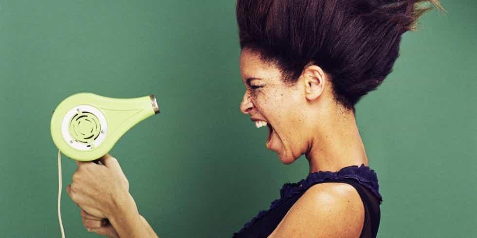 Cum folosim feonul, fără a ne deteriora părul
