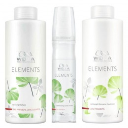 Şampon Revitalizant- Wella Professionals Elements Renewing Shampoo