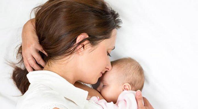 Alaptarea copilui la san benefica atat mamei cat si copilului-min